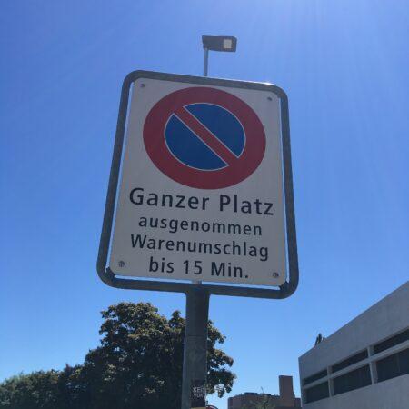 Linguistic Landscape Kreuzlingen 2021 De sd 3